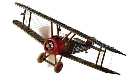 AA38110 Sopwith Camel F.1. Wilfred May, 21st April 1918, Death of the Red Baron
