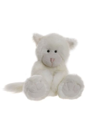 Alice's Bear Shop Snowie the Cat by Charlie Bears ABS186009