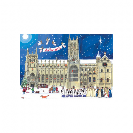 Alison Gardiner Christmas at the Cathedral Advent Calendar AC4