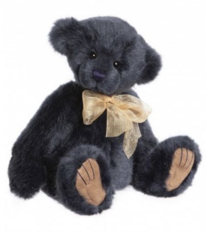Charlie Bear Finn Plush Teddy Bear CB205247O