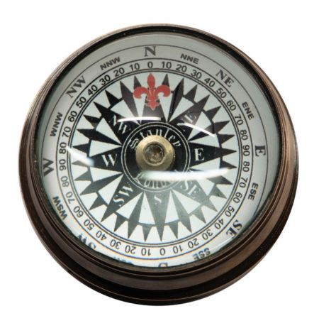 Authentic Models Eye Compass,Small CO034