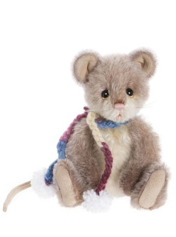 Charlie Bears Bob Scratchit Minimo Mouse Mohair MM206046C