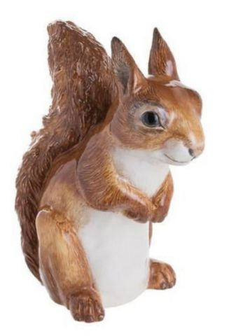 John Beswick Squirrel Ceramic Money Bank JBMBA4