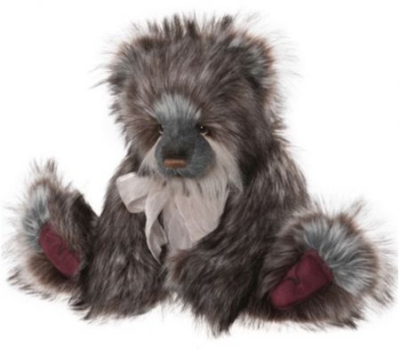 Charlie Bears Christian Plush Teddy Bear CB202003A