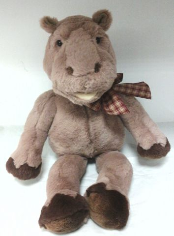 BB153039A Hatfield Hippo by Bearhouse Bears from Charlie Bears