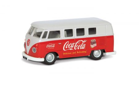 CC02732	Coca-Cola Early 1960's VW Camper