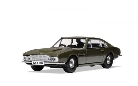 Corgi CC03804 James Bond Aston Martin DBS ' Her Majesty's Secret Service'