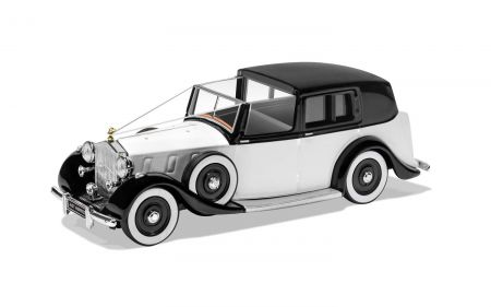 Corgi CC06806 Wedding Car