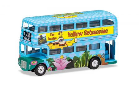CC82333	The Beatles London Bus 'Yellow Submarine'