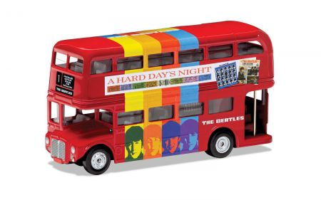 CC82334	The Beatles London Bus 'A Hard Day's Night'