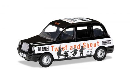 CC85927	The Beatles London Taxi 'Twist and Shout'