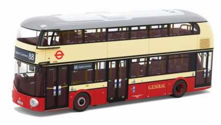 OM46619A New Routemaster, Go-Ahead London 88 Camden Town