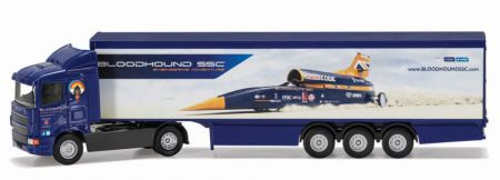 TY86636	Bloodhound SSC Superhauler, UK Display Version