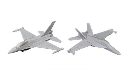 Corgi CS90684 US Strike Force Collection (F-18 and F-16®)