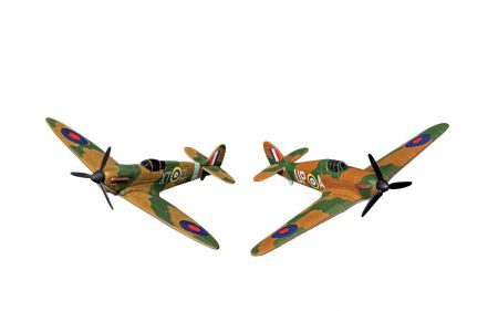 Corgi CS90686 Battle of Britain Collection (Supermarine Spitfire and Hawker Hurricane)