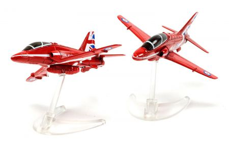 Corgi Showcase Red Arrows Synchro Pair Twin Pack CS90687