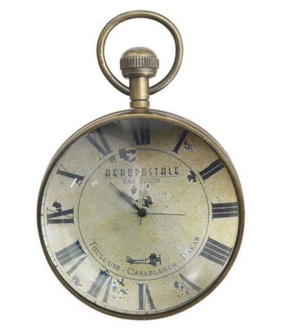 Authentic Models Eye of Time Clock, Library SC052