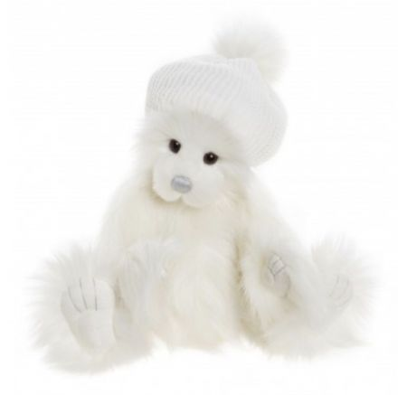 Charlie Bears Whitney Plush Teddy Bear CB205248O