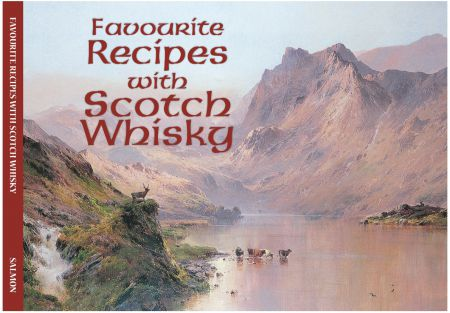Salmon Favourite Recipes With Scotch Whisky Book SA061