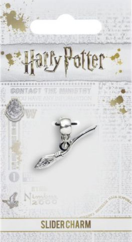 Nimbus 2000 Broomstick Slider Charm by The Carat Shop HP0099