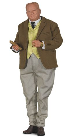 BCJB0004 Auric Goldfinger Action Figure 1:6th Scale by Big Chief Studios