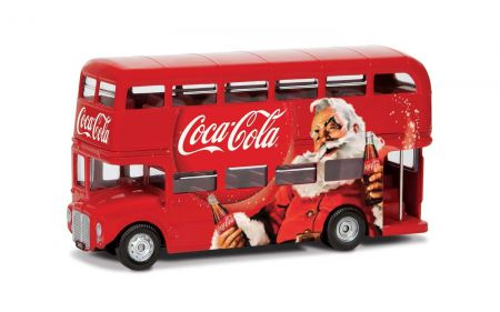 GS82331	Coca-Cola Christmas London Bus