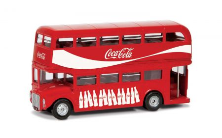 GS82332	Coca-Cola London Bus