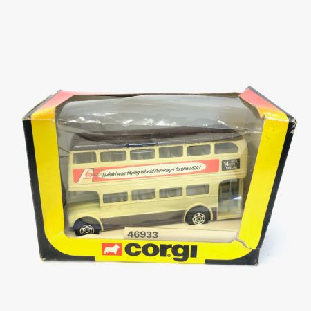 Corgi Routemaster World Airways Bus  | 46933