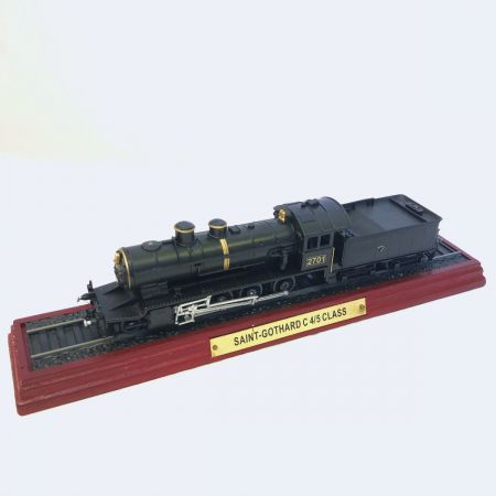 Atlas Editions Saint-Gothard C 4/5 Class Locomotive - Static Model