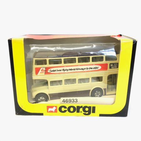 Corgi Routemaster Bus World Airways Bus 46933