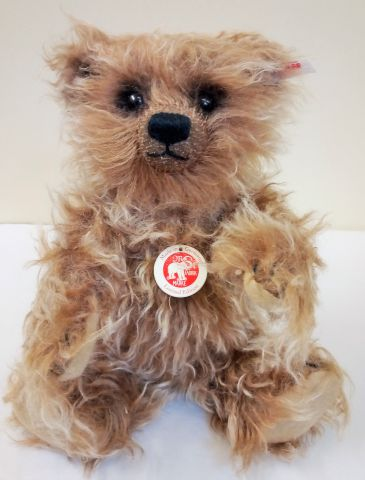 690891 Grizzly Ted Cub by Steiff