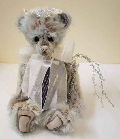 SJ5944 Fairy Godmother Mohair Teddy Bear by Charlie Bears