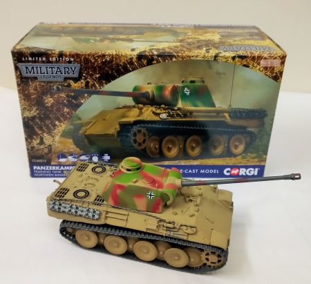 CC60215 Panther Tank Unknown Unit, Northern Bavaria 1945 Defence of the Reich