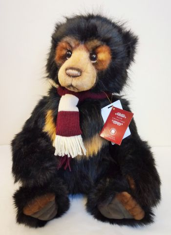 Charlie Bears Father of the Forest Plush Grizzly Sun Bear CB202070