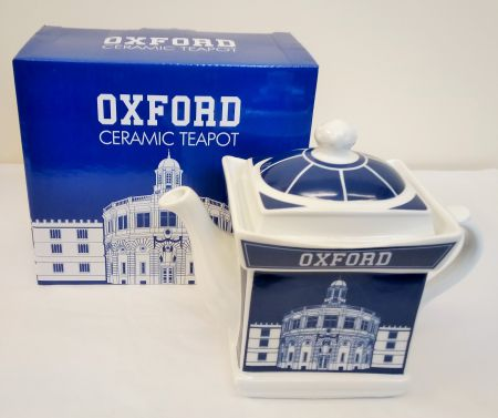 Elgate Oxford Ceramic Square Teapot 70010