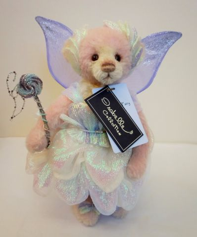 Sugar Plum Fairy Mohair Teddy Bear 29cm by Charlie Bears SJ5935