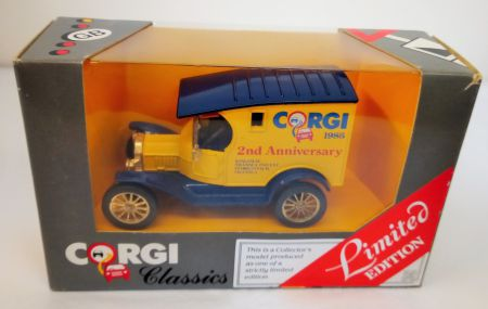 Corgi Classics 2nd Anniversary Ford Model T 874