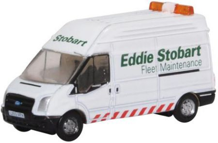 NFT021 Ford Transit Mk5 Stobart Fleet Maintenance