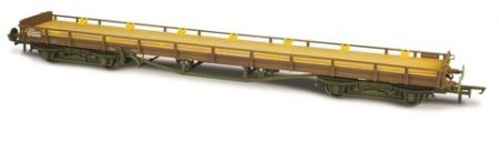 Oxford Rail Carflat BR Faded And Weathered OR76CAR002B by Oxford Diecast