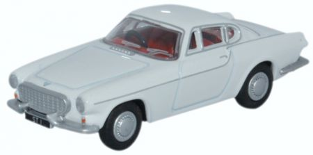76VP002 Volvo P1800 White