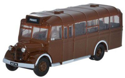NOWB002 Bedford OWB Brown