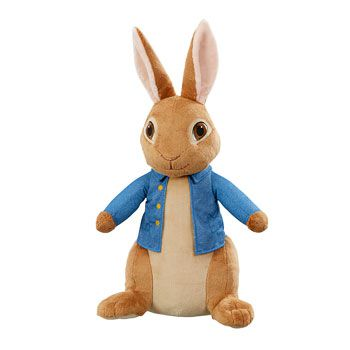 My First Giant Movie Peter Rabbit 55cm by Rainbow Designs PO1543