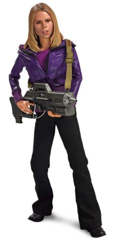 BCDW0085 Rose Tyler Doctor Who Series 4 Action Figure 1:6th Scale by Big Chief Studios