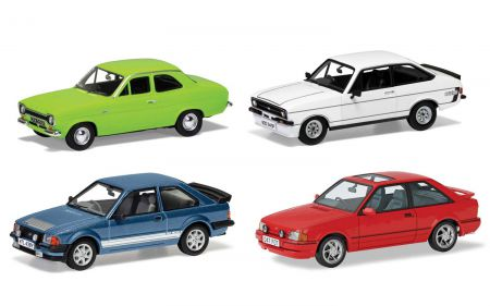 RS00001	Ford Escort RS Collection, Ford's RS Escorts, Four Decades of Success