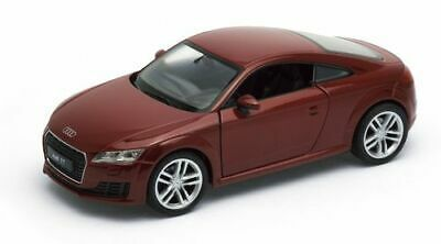 Oxford Diecast 2014 Audi TT Coupe   24057WMRED