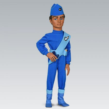 BCTB0001 Scott Tracey Thunderbirds Action Figure 1:6th Scale by Big Chief Studios