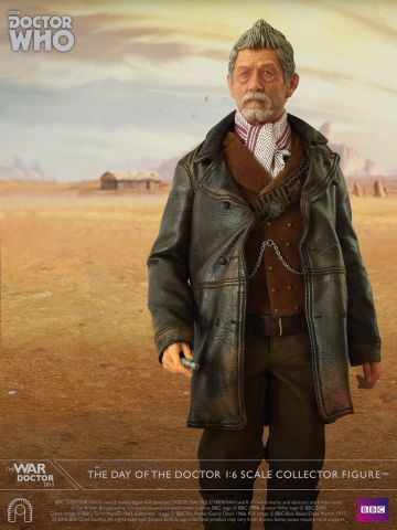 BCDW0089 The War Doctor Day of the Doctor Action Figure 1:6th Scale by Big Chief Studios