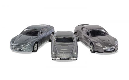 TY99284	James Bond Aston Martin Collection by Corgi