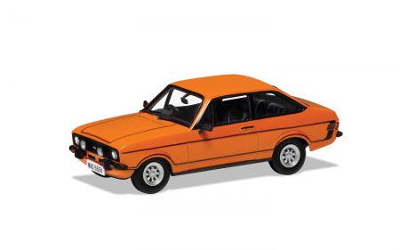 Corgi VA12617 Ford Escort Mk2 1600 Sport Signal Orange