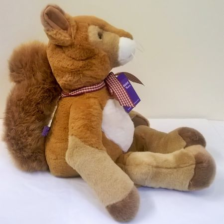 BB163068 Bearhouse Bears Sandringham Squirrel Plush by Charlie Bears